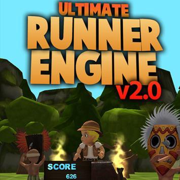 Ultimate Endless Runner Engine 2018 screenshot 4