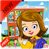 FREE: My Town Preschool Tips icon