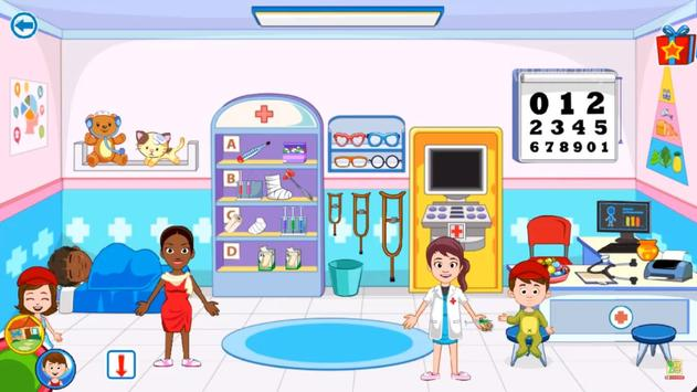 FREE: My Town Preschool Tips apk screenshot