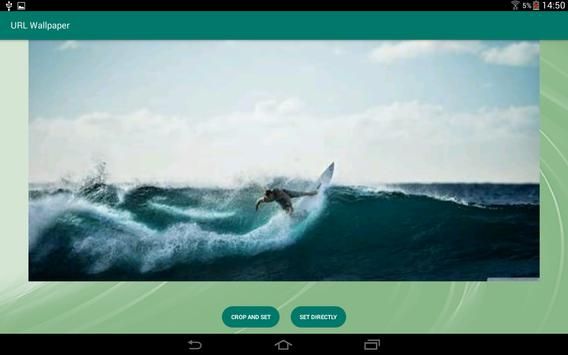 Ultimate URL Wallpaper apk screenshot