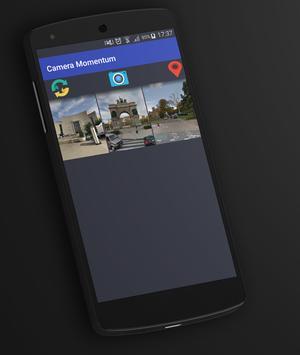 Camera Momentum apk screenshot