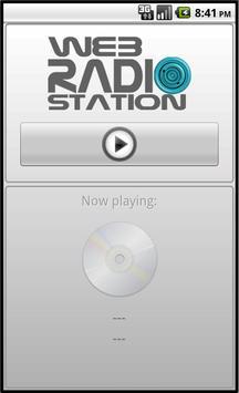 WebRadioStation Player poster