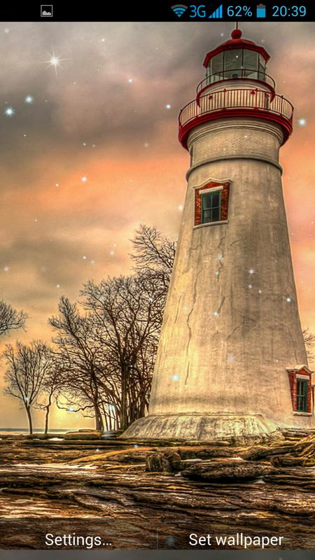lighthouse live wallpaper for android apk download
