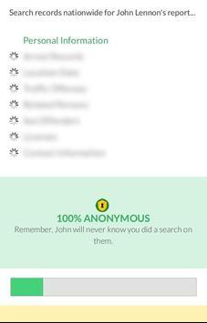 Ultra Fast Background Checks apk screenshot