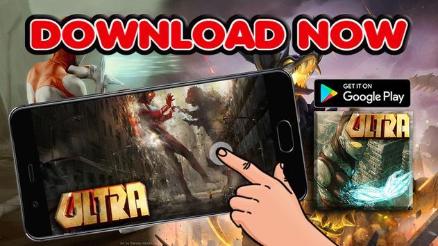 Ultra Hero Monster Galaxy War 2017 apk screenshot