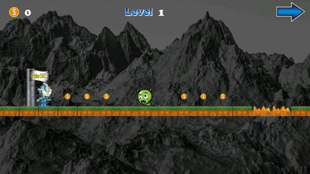 Ultra Men Blue screenshot 4
