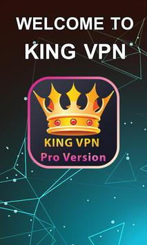 King VPN Unblock Websites 2017 poster