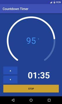 Countdown screenshot 1