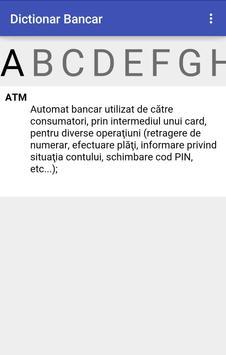 Dictionar Bancar poster