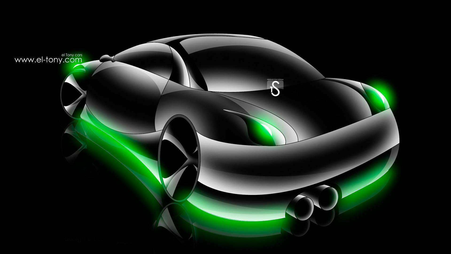 3d Neon Car Wallpaper Hd For Android Apk Download