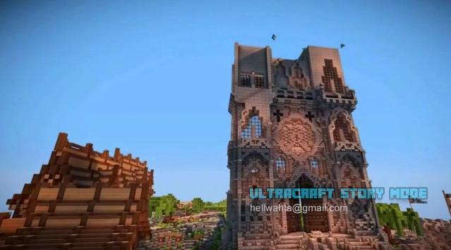 UltraCraft Exploration Story Mode screenshot 1