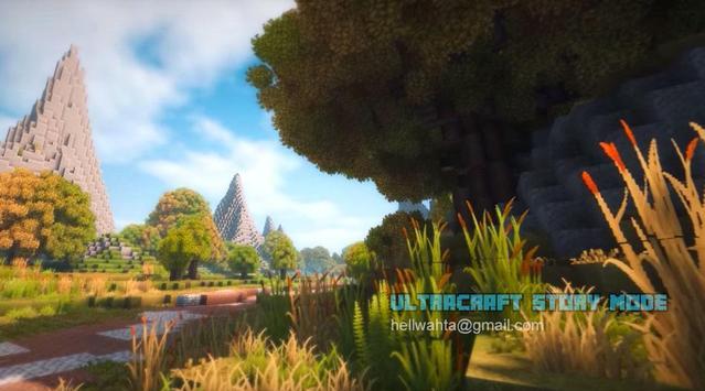 UltraCraft Exploration Story Mode screenshot 2