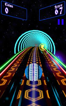 Neon Run apk screenshot