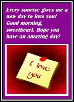 Good Morning Sweetheart poster