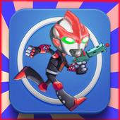 Ultra Boy Adventure and Friend icon