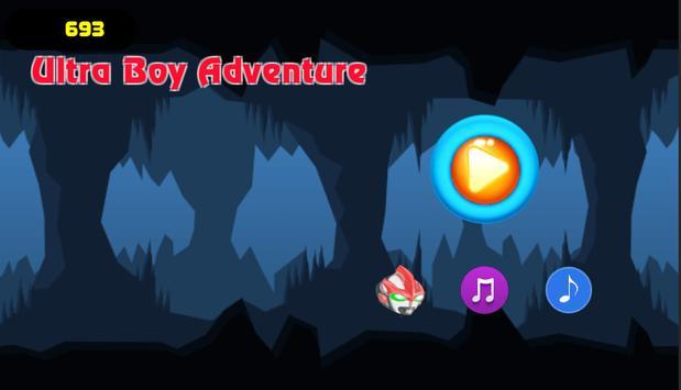 Ultra Boy Adventure and Friend apk screenshot