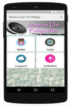 Musica Zen De Relajacion poster