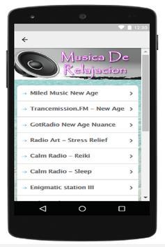 Musica Zen De Relajacion apk screenshot