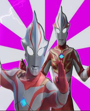 Heroes Ultramam Team Battle poster