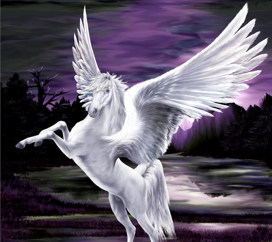 unicorn amp pegasus wallpaper hd for android   apk download