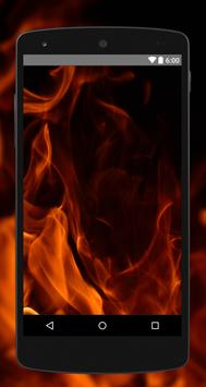 Fire Wallpapers 4K UHD poster
