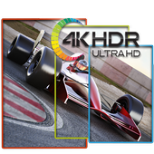Wallpapers 3D 4K UHD icon