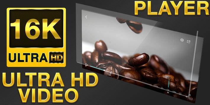 16k ultra hd video player (16k UHD) 2019 for Android - APK