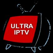 Ultra IPTV icon