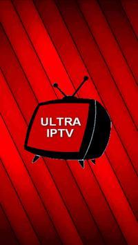 Ultra IPTV apk screenshot