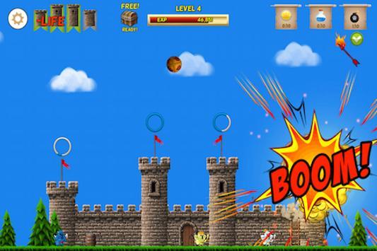 2D Castle Defender screenshot 4