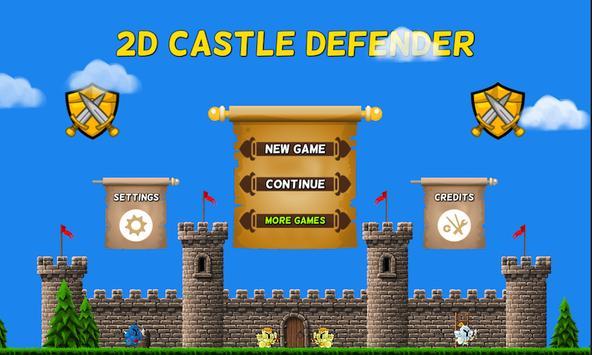 2D Castle Defender screenshot 10