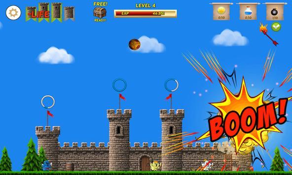 2D Castle Defender screenshot 14