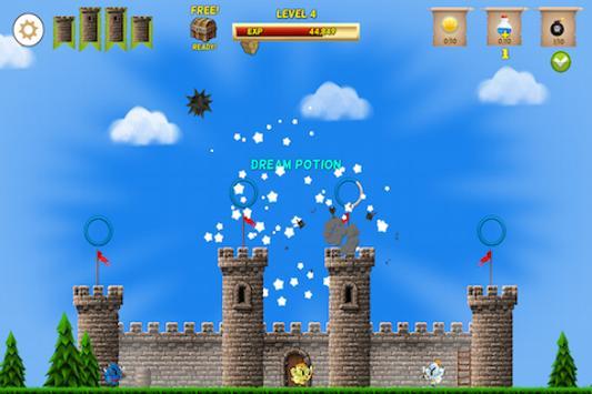 2D Castle Defender screenshot 3