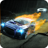 Fast Car Racer-Jumping icon