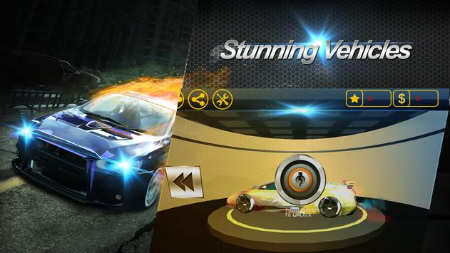Fast Car Racer-Jumping apk screenshot