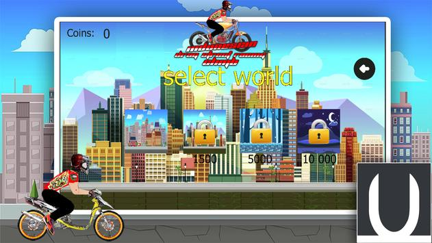 Indonesian Drag Bike Street Racing Climb screenshot 2