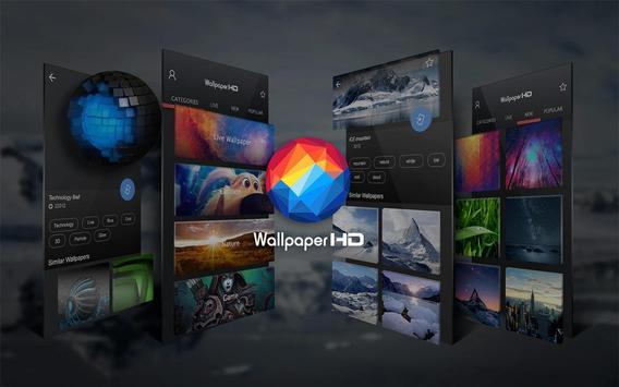 HD Wallpapers - Backgrounds HD 2017 screenshot 7
