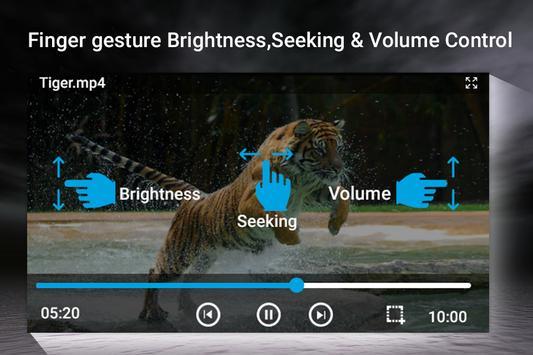 Ultron Player - Best Video Player apk screenshot