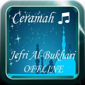 Audio Ustadz Jefri Al-Bukhori Offline icon