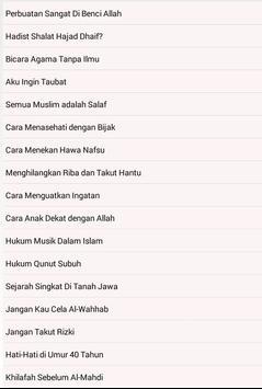 Ceramah Ustadz Adi Hidayat Mp3 Offline poster