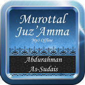 Audio Murottal Juz-Amma Offline icon