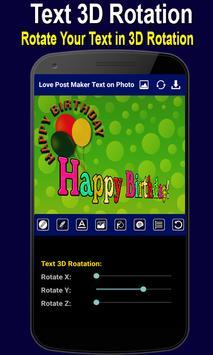 Love Post Maker -Text on Photo  Stylish Post Maker screenshot 6