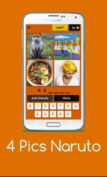 4 Pics Naruto poster
