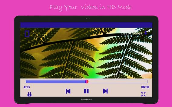 Full HD Video Player screenshot 4