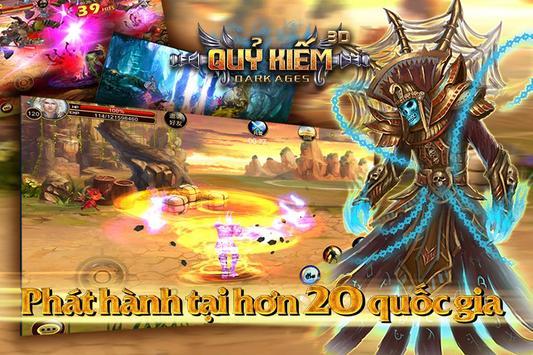 Quỷ Kiếm 3D apk screenshot