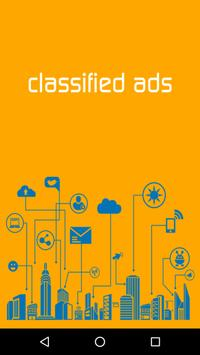 Classified Ads poster