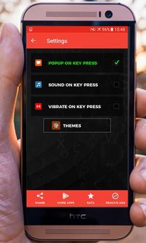 Khmer Keyboard screenshot 5