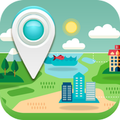 Find Nearest Places icon