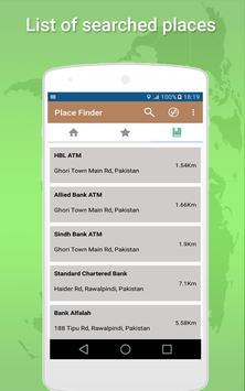 Find Nearest Places apk screenshot