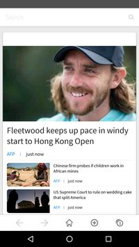 Browser - Search&News apk screenshot